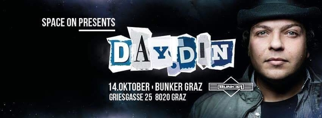Party Flyer Space On presents Day.Din 14 Oct '16, 22:00
