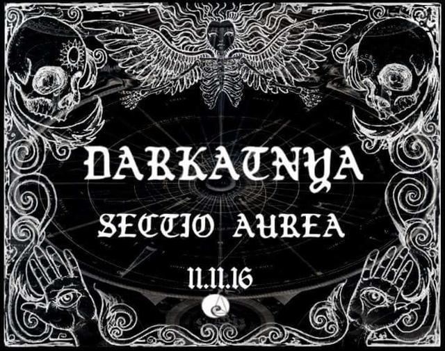 Darkatnya Crew <Sectio Aurea>6Hrs 11 Nov '16, 23:30