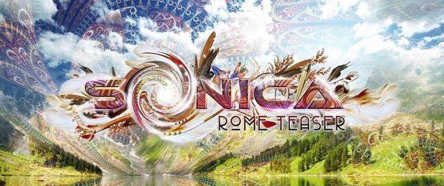 Party Flyer Sonica Festival Teaser 3.0 Roma 2 Dec '16, 22:00
