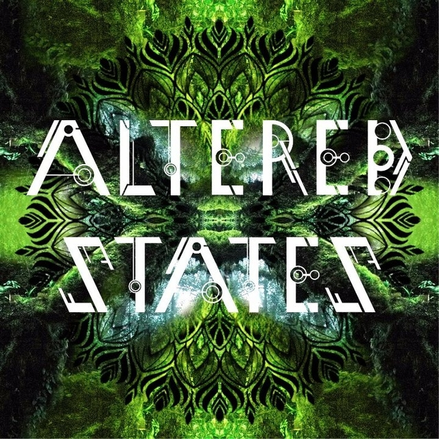 Party Flyer Altered States // Weekend Ritual 4 Feb '17, 23:30