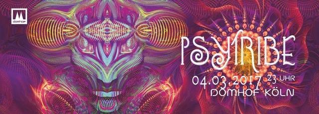 Party Flyer PSY TRIBE mit Blastoyz 4 Mar '17, 23:00