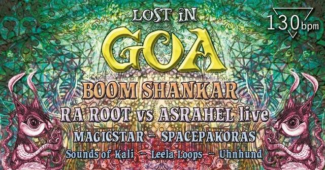 Lost in Goa 8 Apr '17, 22:00
