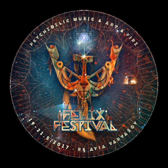 Party Flyer FENIX Festival 2017 19 May '17, 20:00
