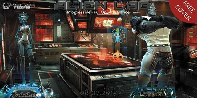 Alien LAB - Free cover 8 Jul '17, 21:00