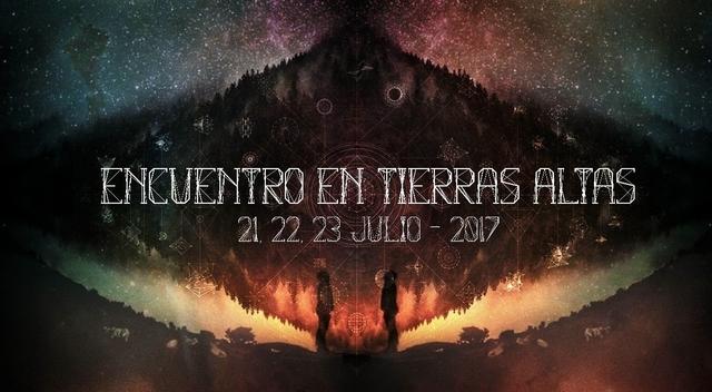 Party Flyer Encuentro en Tierras Altas 2017 21 Jul '17, 22:00