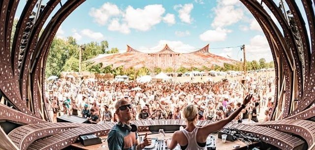 Party Flyer Eclipse Festival Canada (Resonance 2017) - 14th edition 3 Aug '17, 14:00