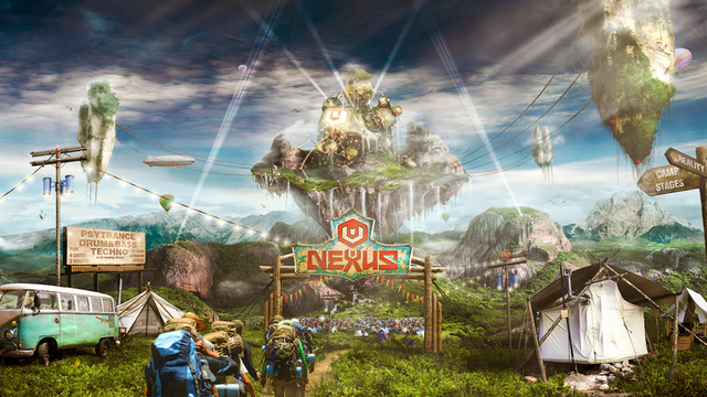Cancelled - Nexus Festival - Ferropolis 24 Aug '17, 18:00