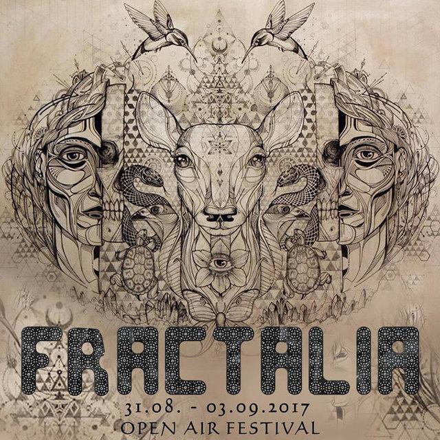 FRACTALIA Oper Air 31 Aug '17, 15:00