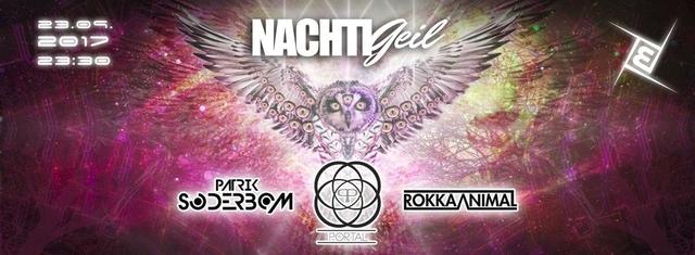 Party Flyer 1 Jahr NachtiGeil 23 Sep '17, 23:30