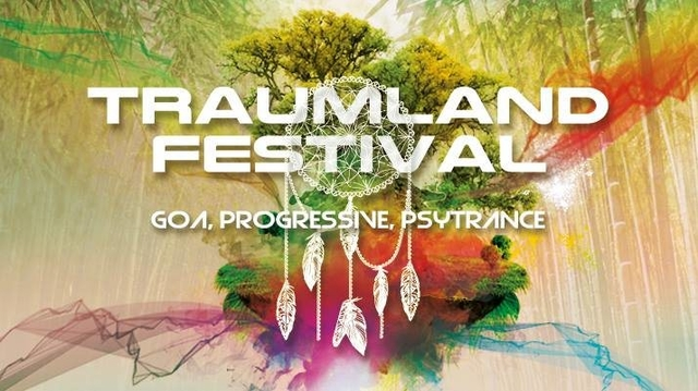 Party Flyer Traumland Festival Berlin 23 Sep '17, 22:00