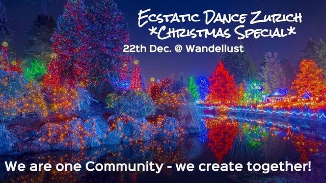 Party Flyer Ecstaticdance 22 Dec '17, 13:00