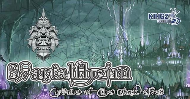 Party Flyer Svartalfheim - Home of the dark elves 12 Jan '18, 23:00