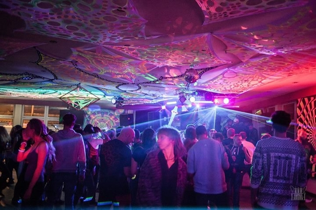 Party Flyer Stampf oder Stirb goes Indoor! ☆ SERIX ☆ LICK N FLIP ☆ 3 Feb '18, 23:00