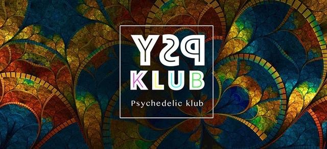 Party Flyer Psychedelic Klub 23 Feb '18, 23:00