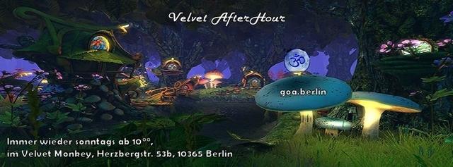 Party Flyer Velvet AfterHour 11 Mar '18, 10:00