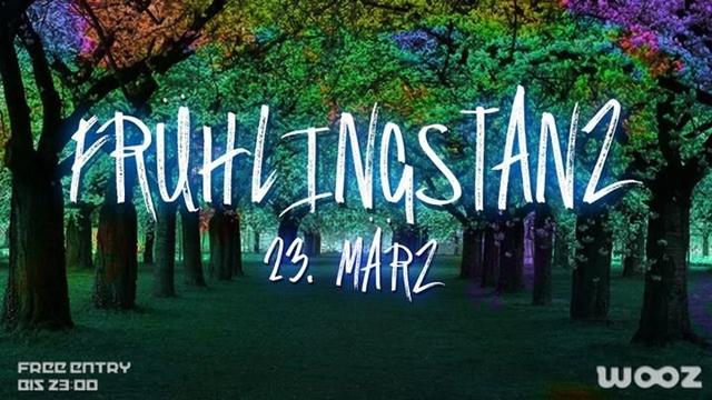Party Flyer ♫★~ FRÜHLINGSTANZ ~★♫ 23 Mar '18, 22:00