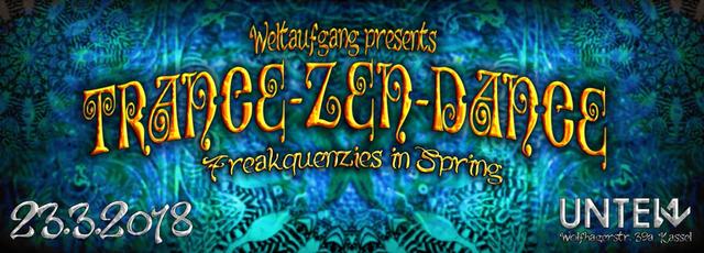 Trance-Zen-Dance 23 Mar '18, 23:00