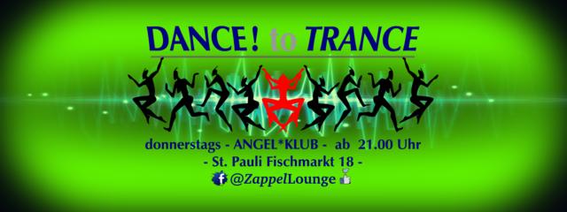 DANCE to TRANCE 29 Mar '18, 21:00