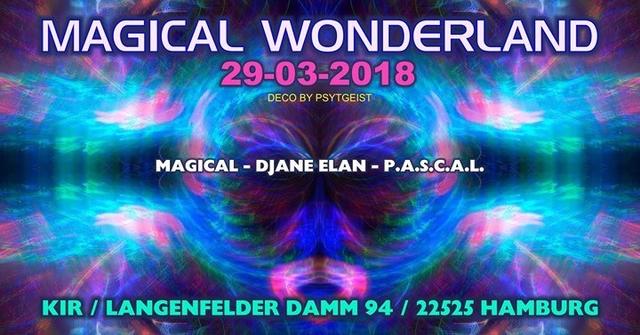 ॐ Magical Wonderland ॐ (Gründonnerstag Edition) 29 Mar '18, 22:00