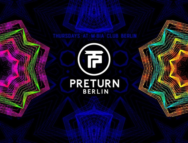 Preturn - the new Thursday by Psychedelic Theatre 19 Apr '18, 23:00