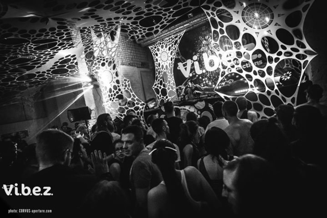 Party Flyer Goa Xperience - The Tribe / Tanz in den Mai 30 Apr '18, 23:00