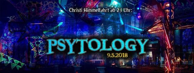 Party Flyer PsyTology 2018 9 May '18, 23:00