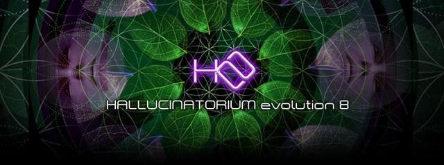 Hallucinatorium Evolution 8 12 May '18, 23:00