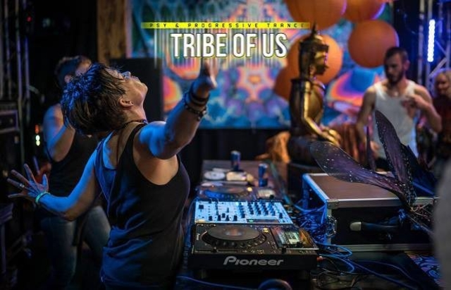 Party Flyer Tribe Of Us - Girls Edition 19 May '18, 23:00