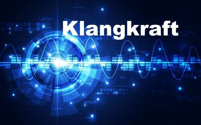 Party Flyer Klangkraft W/Vertex 26 May '18, 23:00