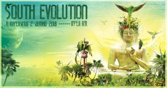 South Evolution VI Open Air 2 Jun '18, 22:00