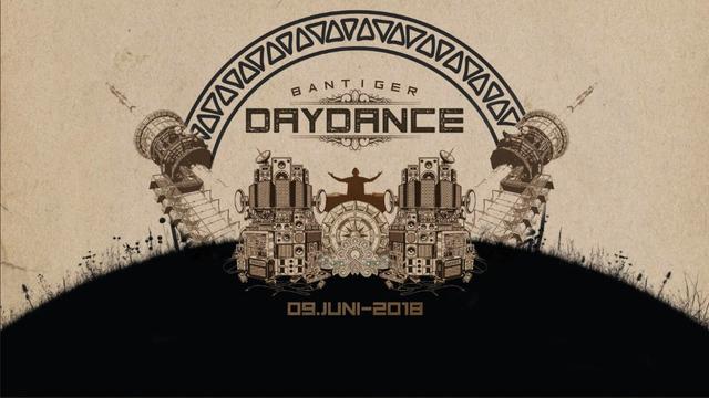 Party Flyer DAYDANCE @ Bantiger 9 Jun '18, 11:00