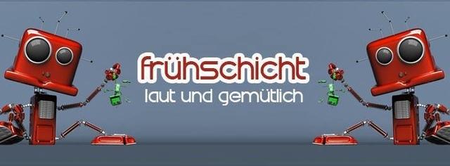 Party Flyer Frühschicht mit YanneX uvm. 10 Jun '18, 08:00