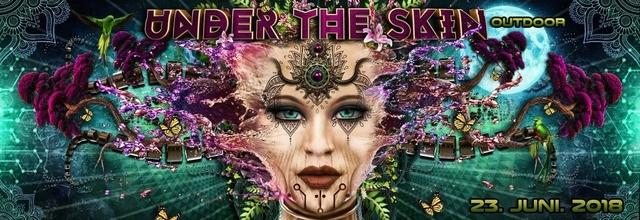 Party Flyer Under the Skin 23 Jun '18, 16:00