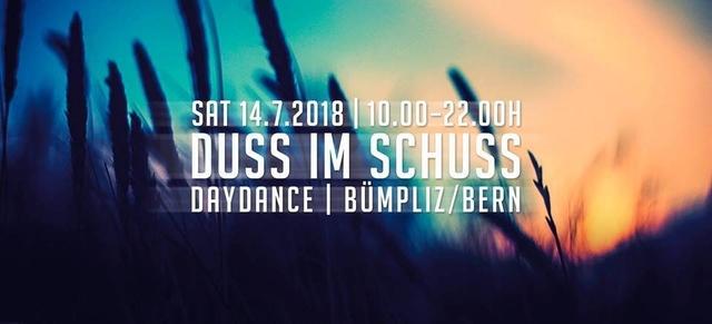 Party Flyer Duss im Schuss 4 / DayDance 14 Jul '18, 10:00