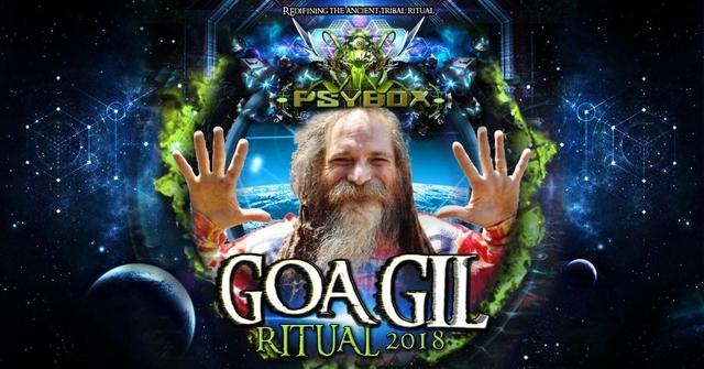 Psybox - Goa GIl Ritual 2018 20 Jul '18, 22:00