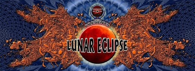 Party Flyer Lunar Eclipse 27 Jul '18, 18:30