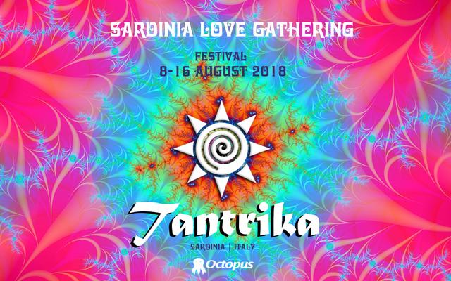 Party Flyer Tantrika ॐ Love Gathering 2018 8 Aug '18, 18:00