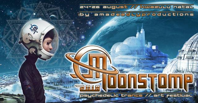 Moonstomp 24 Aug '18, 18:00