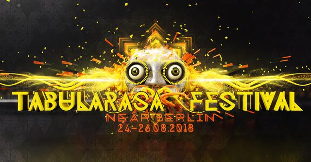 Tabularasa Festival 2018 24 Aug '18, 14:00