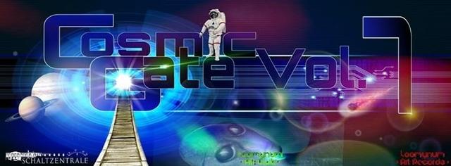 Party Flyer ॐ •:★ COSMIC GATE VOL.7 ★:•ॐ 8 Sep '18, 22:00