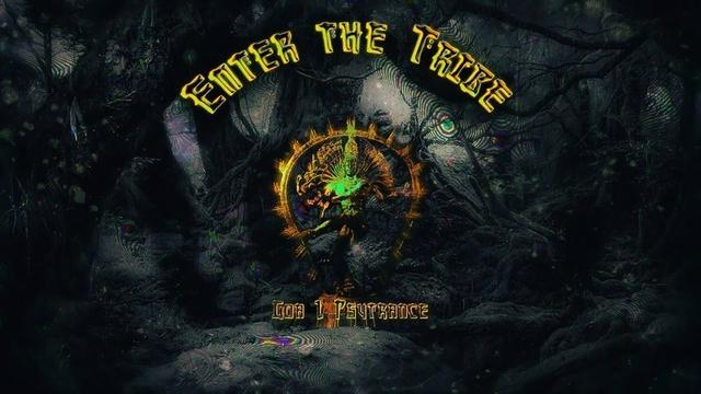 Party Flyer Enter the Vortex 8 Sep '18, 22:00