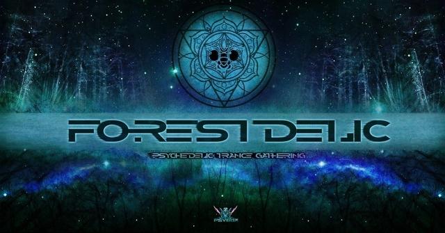 Party Flyer Psybox - Forestdelic 3 28 Sep '18, 22:00