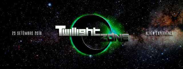 Party Flyer Twillight Zone | Alien Experience 29 Sep '18, 23:00