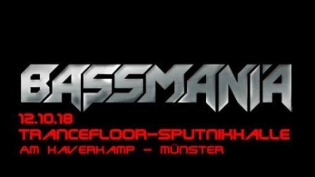 Bassmania - Trancefloor 12 Oct '18, 23:00