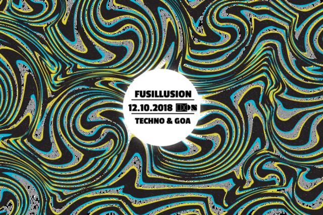 FUSI ॐ Techno & Goa w/ INFRA [Live + DJ Set] 12 Oct '18, 23:00