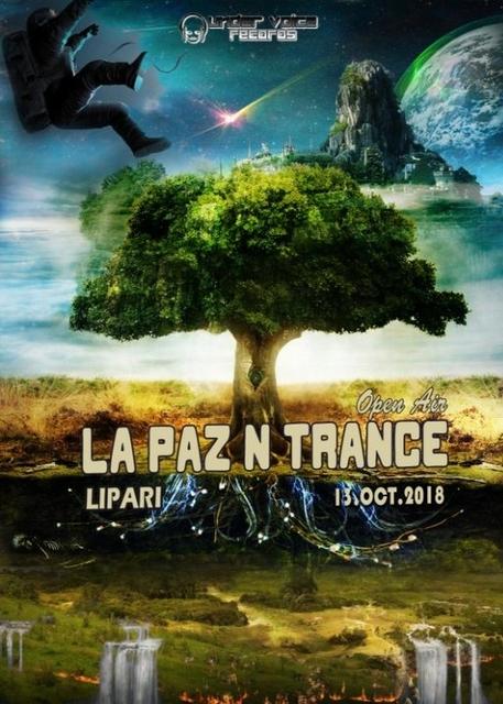 La Paz N Trance   Open Air 13 Oct '18, 17:00