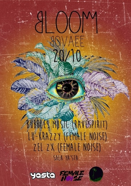 BLOOM BOVAEE 20 Oct '18, 23:30