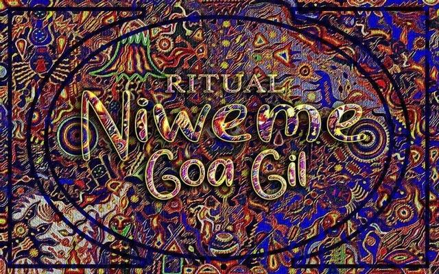Party Flyer Goa Gil - México 2018: Ritual Niweme 20 Oct '18, 19:00