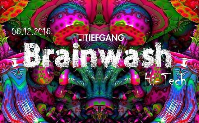 Brainwash 8 Dec '18, 23:00