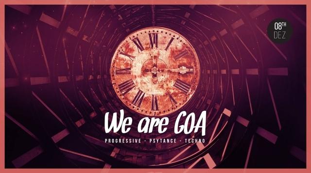 We are GOA 8 Dec '18, 23:00